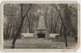 Campfire Girls fireplace, Lovers Lane Park, Jamestown, N.D.