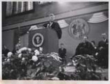 President John F. Kennedy speech at University of North Dakota, Grand Forks, N.D. video