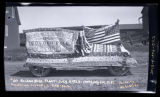 Golden Rule float, Hettinger, N.D.