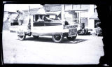 'New Maytag' float in parade, Hettinger, N.D.