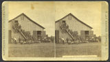 Farm hands, Dalrymple Farm, Dakota Territory