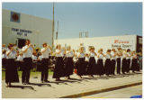 North Dakota Centennial Band performance, Bowman, N.D.