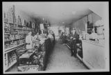 Interior of Charles Rose Groceries, Fargo, N.D.