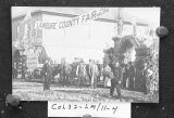 Grand arch at County Fair, LaMoure, N.D.