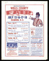1971  Wells County Fair Poster