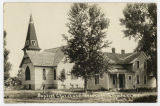 Baptist Church and Parsonage, Fairmount, N.D.