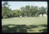 Parade ground, Fort Totten, N.D.
