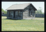 Guard house, Fort Abercrombie, N.D.