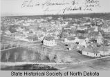 Overview of Mandan, N.D.