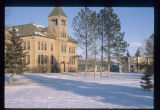 Old Main Building, North Dakota State University-Bottineau, Bottineau, N.D.