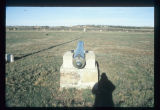 Cannon, Fort Rice, south of Mandan, N.D.