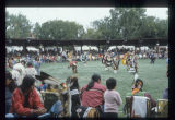 Boys traditional dance, United Tribes International Powwow, Bismarck, N.D.