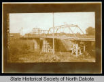 DeMers Avenue bridge, Grand Forks, N.D.