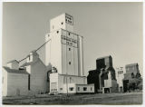 Farmers Union Co-op Elevator, Rugby, N.D.