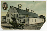 Dale's Auto Livery, Rugby, N.D.