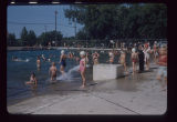 City swimming pool, Bismarck, N.D.