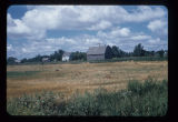 Fields and farms near Windsor, N.D.