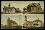 Kenmare, N.D. churches