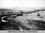 Valley of Thirty Mile Creek, Hettinger County, N.D.