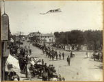 Fourth of July parade, Pembina, N.D.