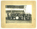 County Seat Band portrait