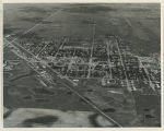 Aerial over Mohall, N.D.