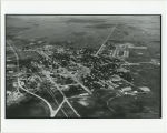 Aerial over Rolla, N.D.
