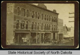 Syndicate block, Grand Forks, Dakota Territory