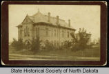 Grand Forks County courthouse, Grand Forks, Dakota Territory