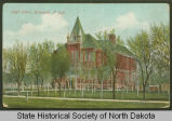 William Moore high school, Bismarck, N.D.
