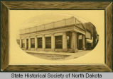 Cavalier County National Bank, Langdon, N.D.