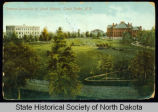 Campus, University of North Dakota, Grand Forks, N.D.