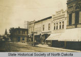 Downtown Dickinson, N.D.