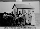 Red Cross Township School, Towner, N.D.