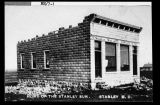 Home of the Stanley Sun newspaper, Stanley, N,D.