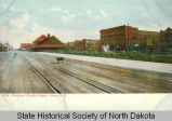 Northern Pacific Railway Depot, Fargo, N.D.