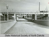 Tenth and Thirteenth Street underpasses, Fargo, N.D.