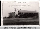 View of Clifford, N.D.