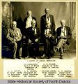Pioneers of Dakota Territory G.W. Kingsbury, J.C. Holman, H.T. Bailey, J.H. Shober, William Jayne, J.R.