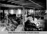 Interior of twine plant, North Dakota State Penitentiary, Bismarck, N.D.