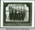 Bismarck Indian School girls basketball team, Bismarck, N.D.