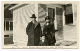Milton and Alma Howland, neighbors to the Mildes in Bismarck, N.D.