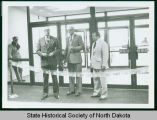 First Bank grand opening, Bismarck, N.D.