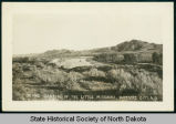 Grand canyon of the Little Missouri, Watford City, N.D.