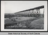 Highline Bridge Bridge, Valley City, N.D.