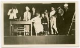 Archie Amundson in stage play, Wishek, N.D.