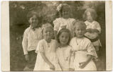 Herman and Elsie Milde with the Reid children in Minneapolis, Minn.