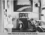 Extracting room, Hibbs Dental Office, Bismarck, N.D.