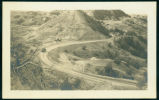 Hand built road, Theodore Roosevelt National Park, N.D.