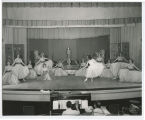 Dance routine for Petroleum Wives Follies, Bismarck, N.D.